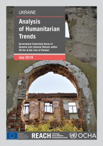 Analysis of Humanitarian Trends in Government Controlled Areas of Donetsk and Luhansk Oblasts
