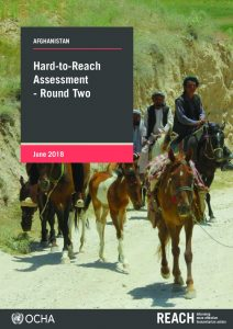 AFG_Factsheets_Afghanistan Hard to Reach Assessment Round 2_June2018