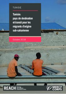 TUN_Report_Tunisia country of destination and transit_October 2018_FR