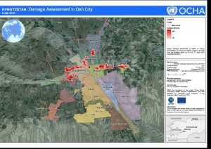 KGZ_map_OshCity_DamageAssessmentOCHA_27072010