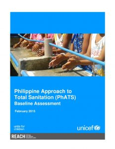PHL_Report_Philippine Approach to Total Sanitation Baseline_February2015
