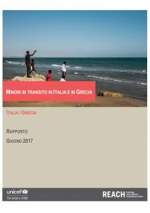 ITA_Report_Minori in transito in Italia e in Grecia_June 2017