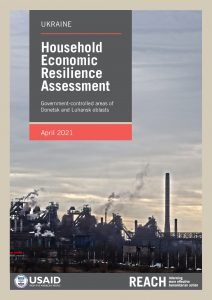 Household Economic Resilience Assessment (HERA) in Government Controlled Areas (GCA) of Ukraine, pre-winter report – April 2021