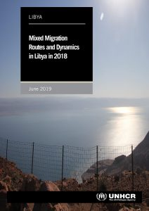 LBY_Report_Mixed migration routes and dynamics_June 2019