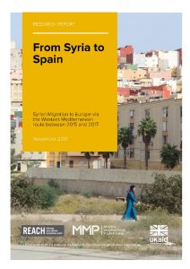ESP_Report_MMP_From Syria to Spain_November 2017