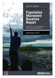 Population Movement Baseline Report, 1983-2019, South Sudan