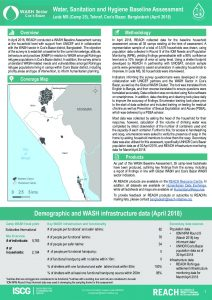 BGD_Factsheet_Wash HH Survey LEDA MS_April 2018