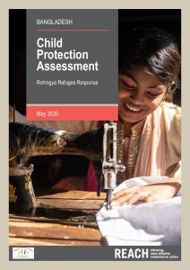 Joint child protection assessment report, Cox's Bazar, Bangladesh - May 2020