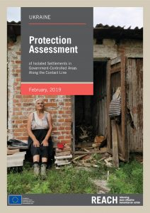 Protection assessment of isolated settlements of Eastern Ukraine (GCA) - February 2019