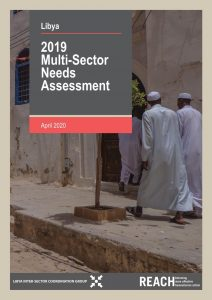 2019 Libya Multi-Sector Needs Assessment Report