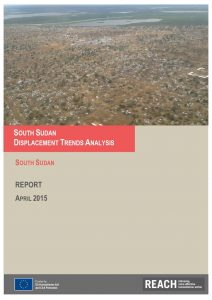SSD_Report_Displacement Trends Analysis_April 2015