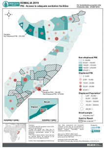 REACH Somalia Map Somalia STM PINSanitation 25SEP2019 A4