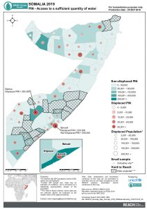 REACH Somalia Map Somalia STM PINWaterQuantity 25SEP2019 A4