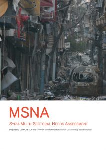 SYR_Report_MultiSectorNeedsAssessment_Oct2014_English