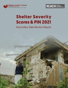 Shelter Severity Scores & PIN 2021 - secondary data review