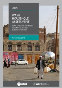 YEM_Report_WASH assessment_November 2018