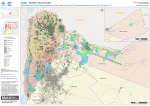 JOR_Syrians in Host Communities Predominant Non-Financial Need_Apr 2013