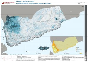 REACH YEM MAP RunoffPotential50y National 20May2020 A0 EN V1