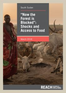 SSD_Report_Shocks and Access to Food_March 2018