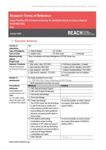 REACH_Iraq_Terms of Reference_Intentions Survey Qualitative Study on Camp Closures_Jan2021