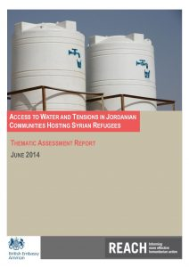 JOR_Report_SyriaCrisis_WaterandTensionsinHostCommunities_Aug2014