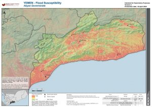 REACH YEM MAP Abyan HVA FloodSusceptibility 16APR2020 A4 V2