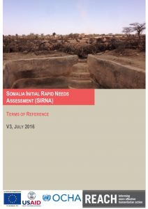 SOM_Terms of Reference_Somalia Rapid Needs Assessment, March 2016
