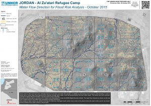 JOR_Map_Zaatari_FloodRisk_Oct2015