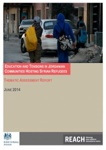 JOR_Report_EducationandTensionsinHostCommunities_Aug2014