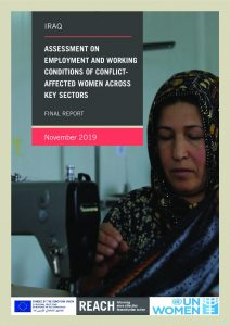 Assessment on women's employment and decent work in Iraq - November 2019