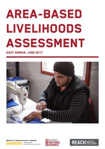 JOR_Profile_Area-Based Livelihoods Assessment: East Amman_June 2017