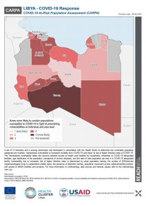 REACH LBY Map CARPA Libya COVID19Analysis 03JUN2020