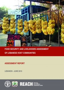 LBN_Report_Food Security and Livelihoods Assessment of Host Communities_June2015