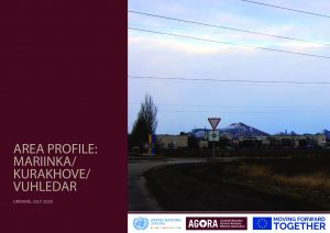 Hromada Capacity and Vulnerability Assessment - Mariinka, Kurakhove, Vuhledar, Ukraine - September 2020