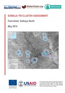 SOM_factsheet_Tri Cluster Assessment Galkayo North_23 June 2014