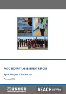 KRG - Food Security Assessment Report - February 2014