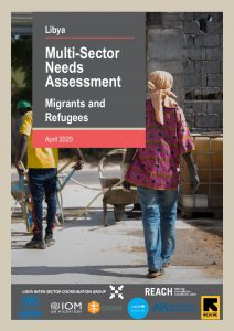 Libya 2019 Multi-Sector Needs Assessment (MSNA), Migrant & Refugee population