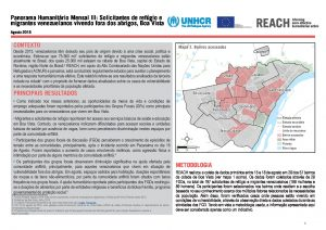 BRA_Situation Overview_Boa Vista_August 2018_PT