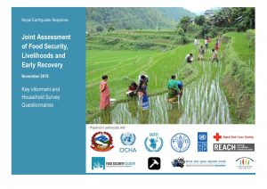 NPL_Questionnaire_Joint Assessment Household Survey and Key Informant Tool_2015