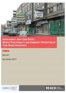 YEM_Report_Inter-Agency Joint Cash Study_December 2017