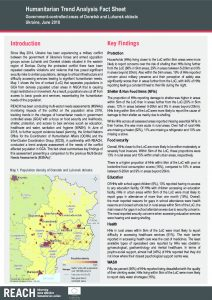 UKR_Humanitarian Trend Analysis_Factsheet_June 2018