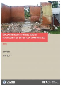 HTI_Rapport_Evaluation Multisectorielle II_Juin 2017