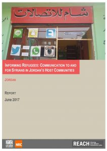 JOR_Report_Informing Syrian refugees in Jordan's host communities_June 2017