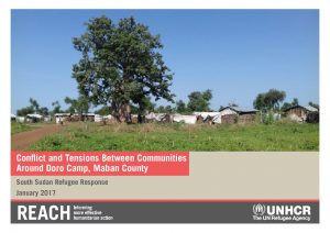 SSD_Report_Conflict and Tensions between Communities around Doro Camp, Maban County_January 2017