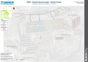 KRG - Duhok Governorate - Domiz Camp - WASH - Greywater - 23 November 2013