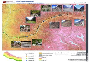 NPL_Map_Langtang Valley Access Constraints_May 2015