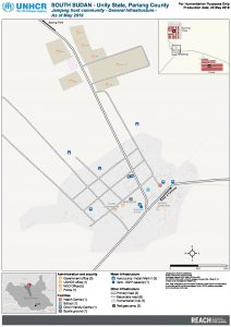 REACH_SSD_MAP_UNHCR_Jamjang_General_Infra_18May19