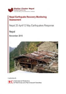 NPL_Report_Earthquake Recovery Monitoring Assessment_November2015