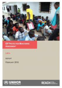 LBY_Report_IDP Protection Monitoring_Feb 2016