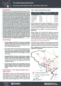 SSD_Brief_Yei_Displacement_March_2018